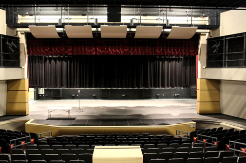 Contributing members for Woodinville theater