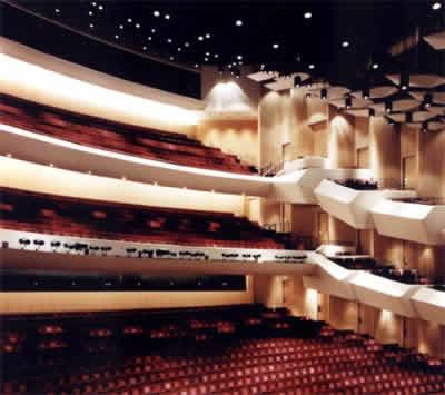 Louisvilles Kentucky Center