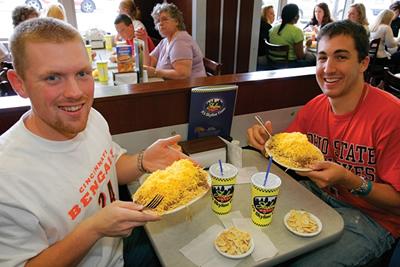 Food For Any Mood Wallet In Cincinnati